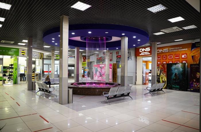 Торгово-развлекательный центр